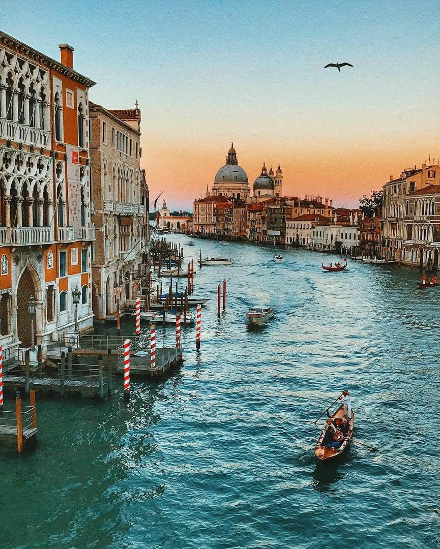 Венеция город фотографии