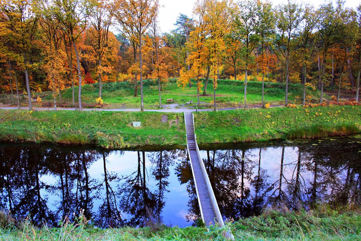мост моисея в голландии фото это